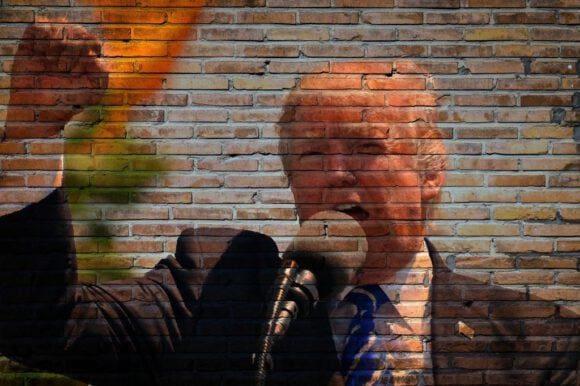 Donald Trump mit einer vernichtenden Bilanz