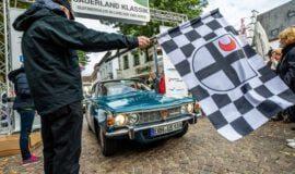 Oldtimer Rallye - 4. Sauerland-Klassik in Vorbereitung