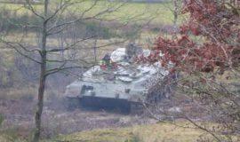 Naturschutz per Panzer