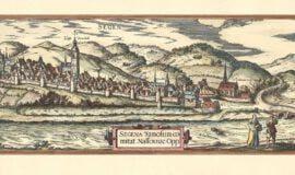 """Buchprojekt """"Siegener Stadtgeschichte"""" gestartet"""