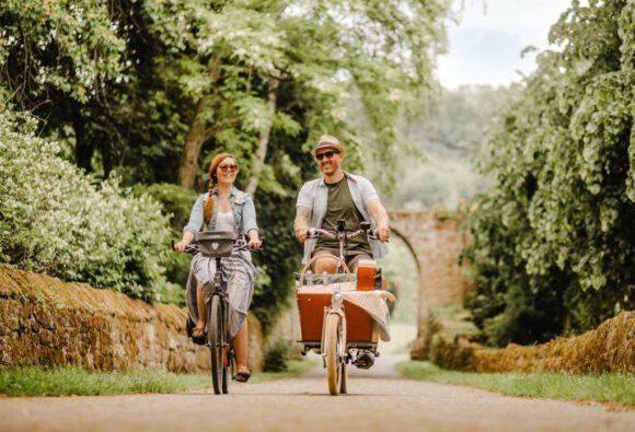 Radtouristen lieben das Münsterland