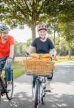 Radtouristen lieben das flache Münsterland