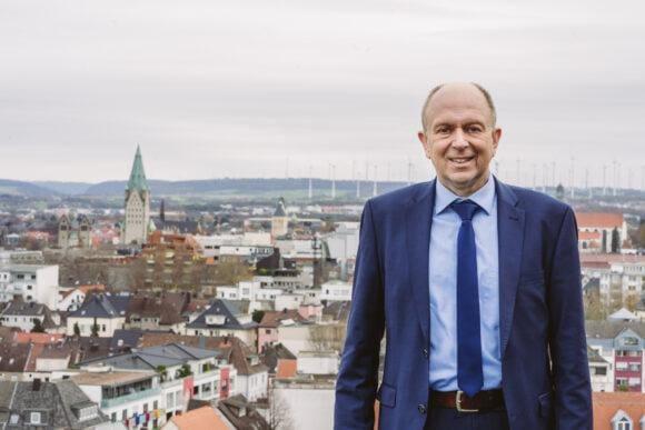 Christoph Rüther steht dem Aufsichtsrat vor