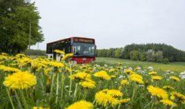 Menden arbeit an der ländlichen Mobilität für alle