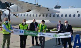 Green Airlines absolviert erfolgreich Erstflug