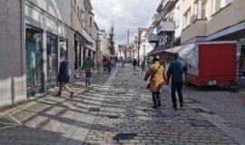 Startschuss für die Sanierung der Fußgängerzone in Unna