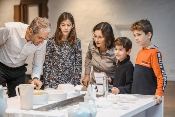 Osterprogramm im Museum Schloss Fürstenberg