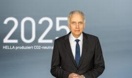 HELLA will bis 2025 klimaneutral produzieren