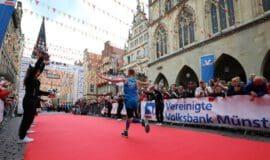 Münster-Marathon startet Laufaktion für Unternehmen