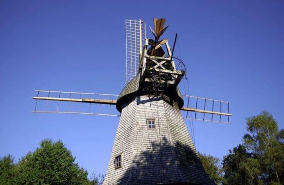 Windmühle im Freilichtmuseum Hagen zieht um