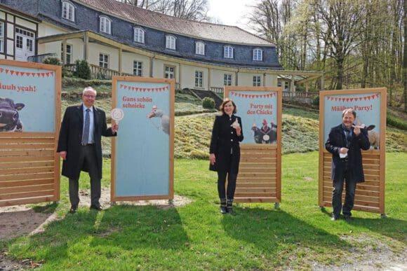 Juhubiläum feiert das Freilichtmuseum