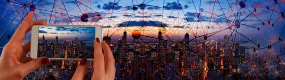 Internet der Dinge vernetzt uns mit Gegenständen
