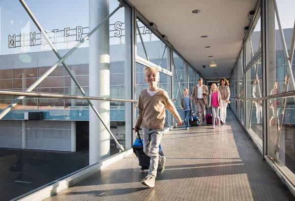 FMO-Flugplan bietet fünf neue Ziele