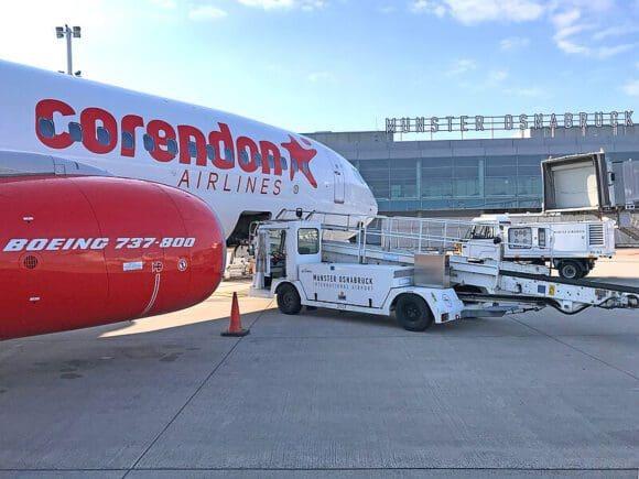 FMO-Flugplan bietet neue Ziele