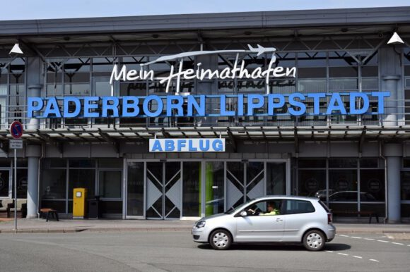 Sanierung Paderborn-Lippstadt Airport abgeschlossen