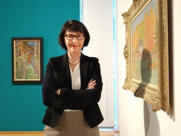 Neue Leitung am Kunstmuseum