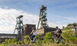 Ruhrgebiet erste urbane ADFC Radreiseregion