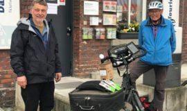 Schokofahrt setzt Zeichen für Radverkehr