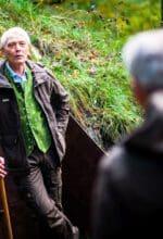 Unterwegs auf verschlungenen Pfaden, hier mit Wanderführer Heinz Tschernisch - Foto Daniel Schröder