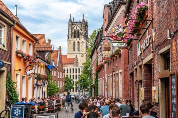 Freizeit im Münsterland und in Münster