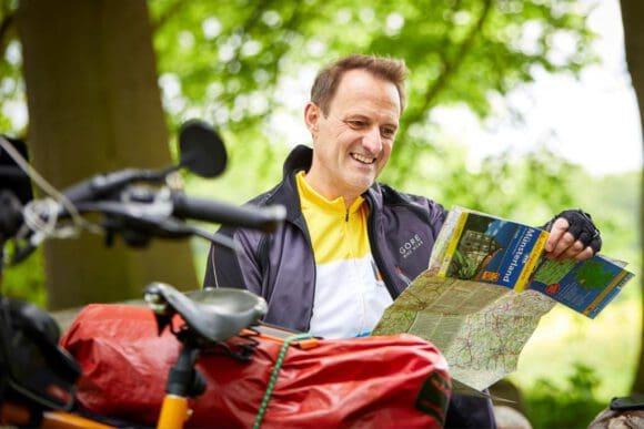 Leezenexplorer Markus Graf sammelt Spenden