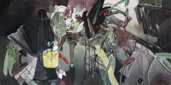 Udo Scheel - der Granseigneur der Kunst