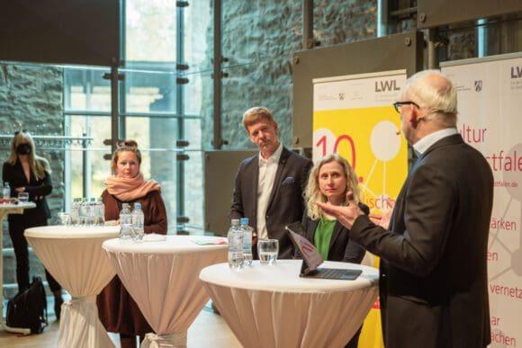 Westfälische Kulturkonferenz erstmals digital