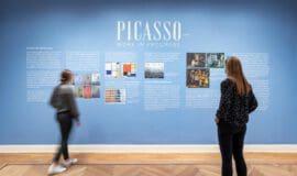 Fotoausstellung im Picasso-Museum eröffnet