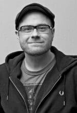 llustrator Christopher Tauber alias Piwi liest am 16. Mai in der Phänomenta Lüdenscheid - Foto Ingo Römling