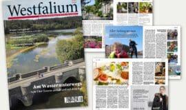Westfalium Sommer 2021 erscheint am 4. Juni