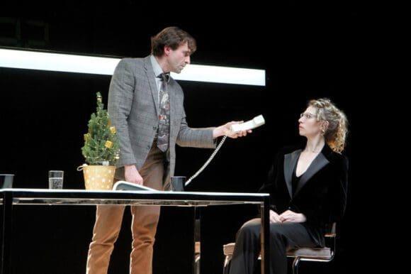 Kammerspiel im Wolfgang Borchert Theater