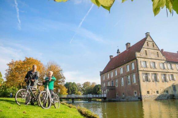 Kurzurlaub und lange träumen im Münsterland