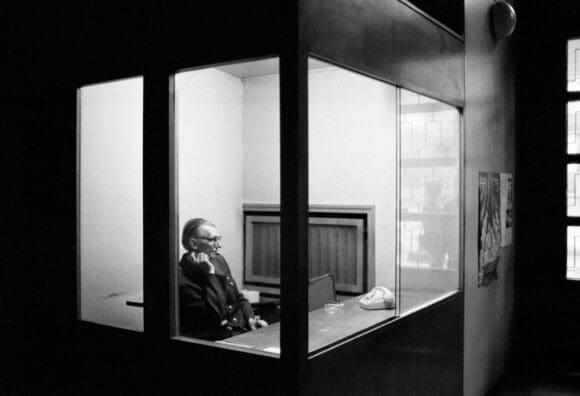 Künstlerfotograf Benjamin Katz in Herford