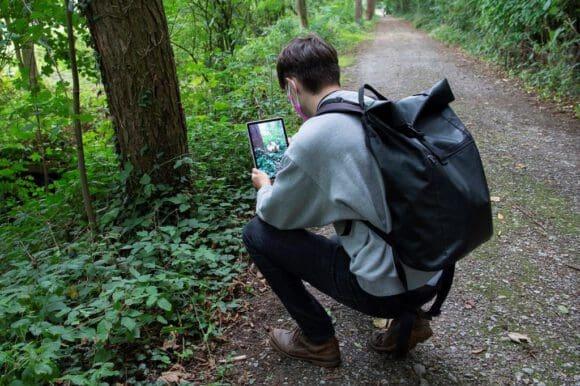 Lyrikweg eröffnet Outdoor-Museum Droste-Landschaft