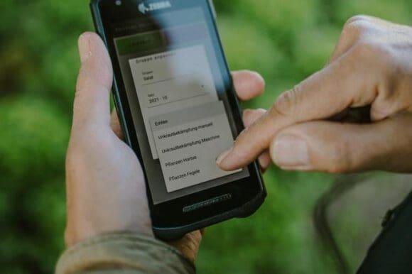 Biogemüseanbau wird digitalisiert