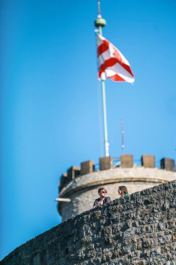 Sparrenburg-Turm ist wieder geöffnet
