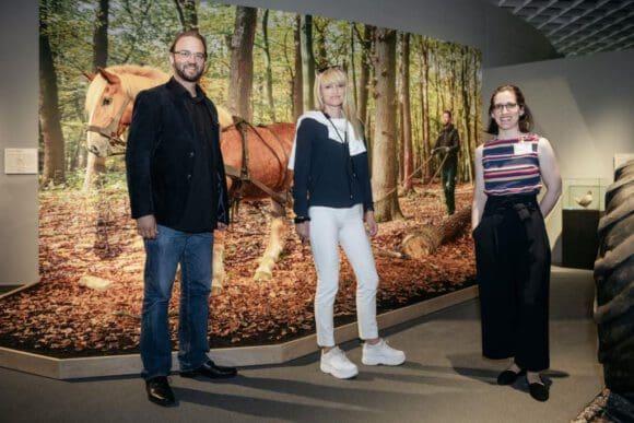 """""""Alleskönner Wald"""" - Sonderausstellung in Münster"""