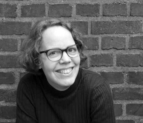 "Andrea Behnke liest aus ihrem Jugendbuch ""Die Verknöpften"" - Foto Andrea Behnke"