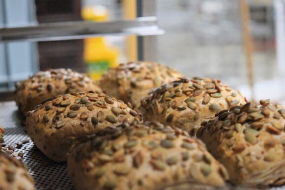 Unterschiedliche Brötchen gehören auch zur Brotvielfalt