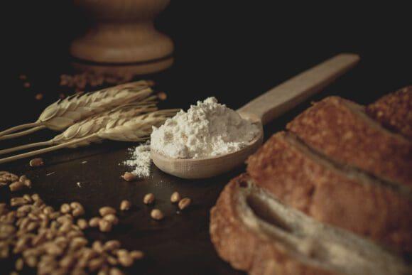 Große Vielfalt von traditionellem Brot