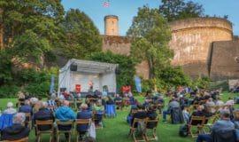 Burgsommer in Bielefeld wird verlängert