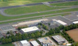 423.244 Passagiere nutzten den Dortmund Airport