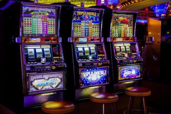 Automaten haben das Glücksspiel erweitert
