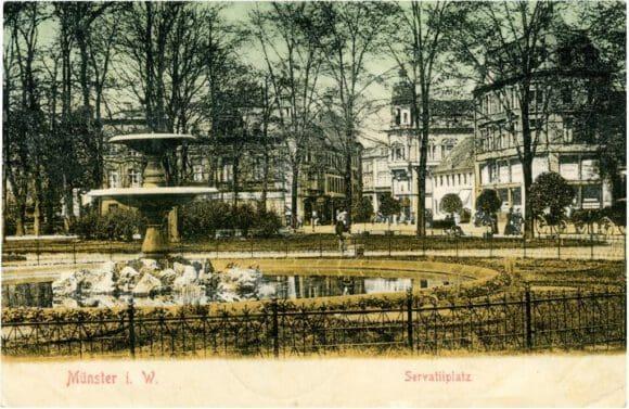Postkarten als Zeugen der Zeit