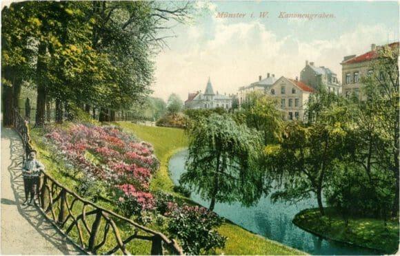 Stadtansichten aus Münster