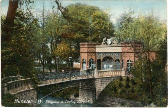Postkarten aus Münster