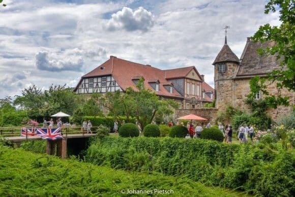 Typisch British Weekend auf Rittergut Remeringhausen