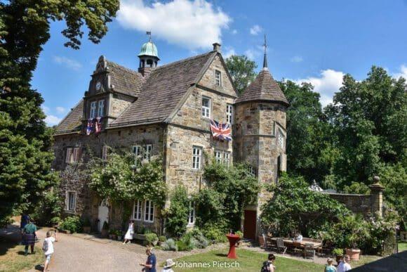British Weekend auf Rittergut Remeringhausen
