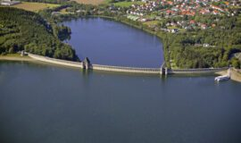 "Talsperren: Pegel sinken – Ruhrverband schafft ""Platz"""