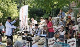 Young People Big Band gastiert in Nottuln-Darup